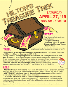 2019 - Hilton's Treasure Trek @ Village of Hilton | Hilton | New York | United States